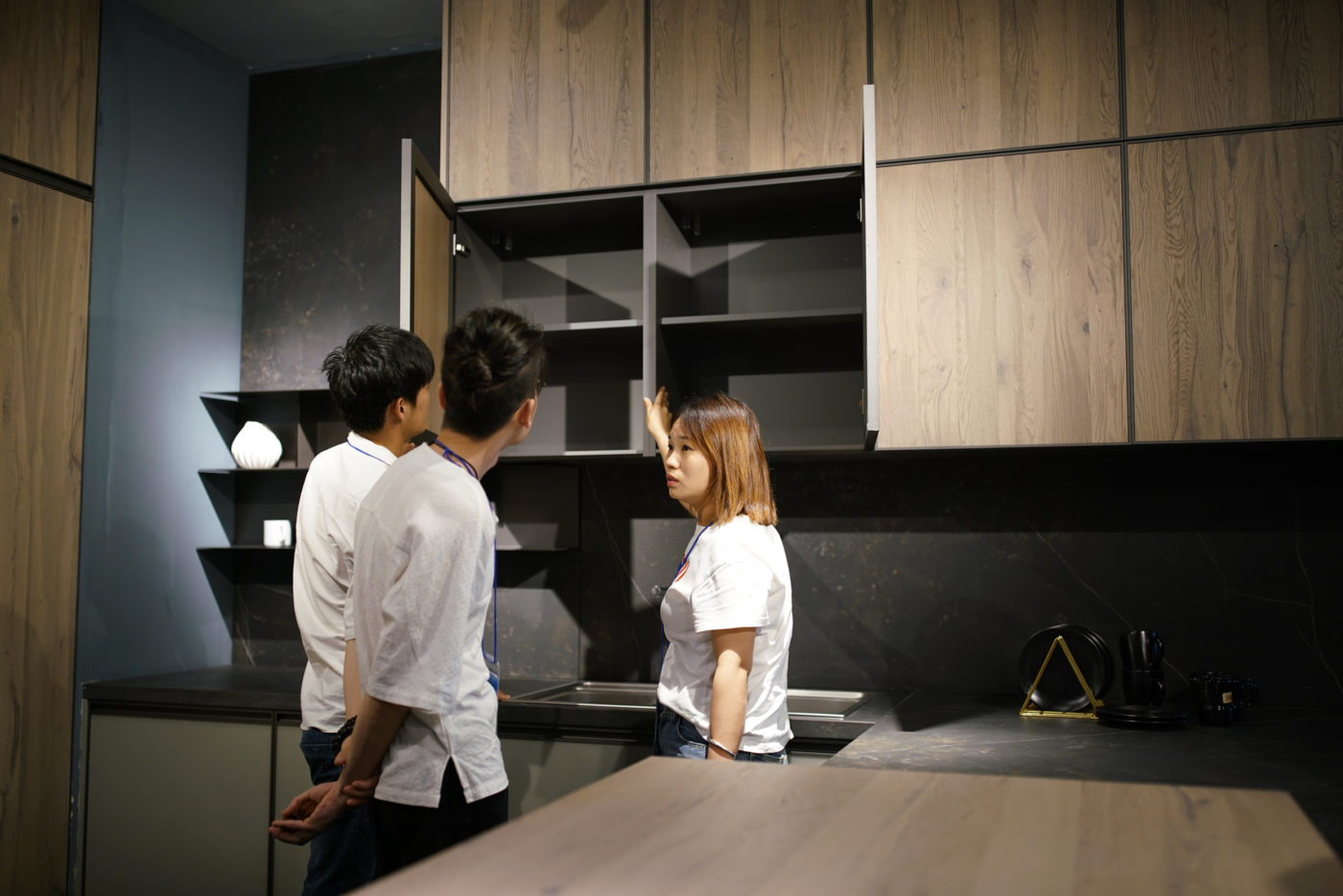 Grand succès pour Arredo3 au Kitchen & Bath 2019 Chine - 7