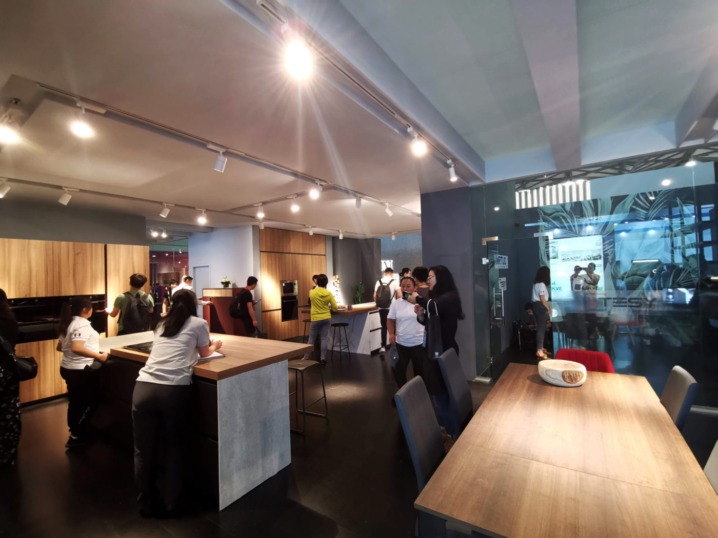 Grand succès pour Arredo3 au Kitchen & Bath 2019 Chine - 1